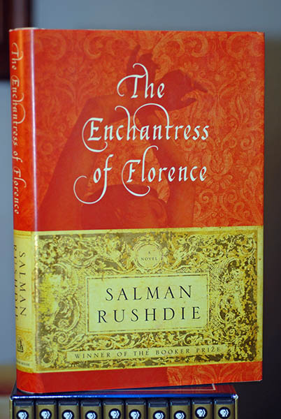 Image for The Enchantress of Florence (Signed First Print)