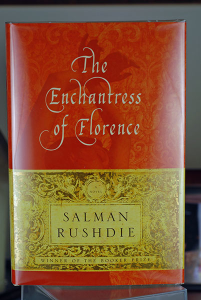 Image for The Enchantress of Florence (Signed First Random House Print)