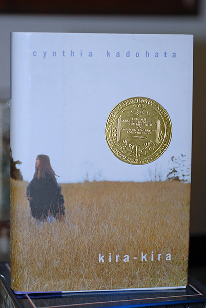 Image for Kira, Kira (Signed Newbery Gold)
