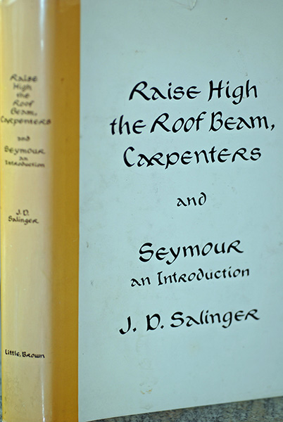 Image for Raise High The Roof Beam, Carpenters, and Seymour an Introduction