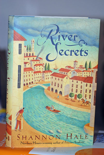 Image for River Secrets (Signed First Printing)