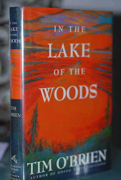 Image for In The Lake Of The Woods (Signed First Printing)