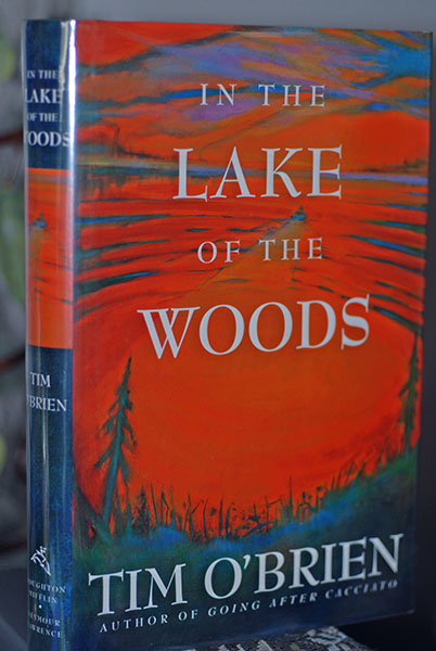 Image for In The Lake of The Woods (First Printing)