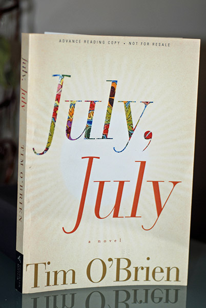 Image for July, July (Advance Reading Copy)