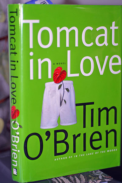 Image for Tomcat In Love (Signed First Printing)