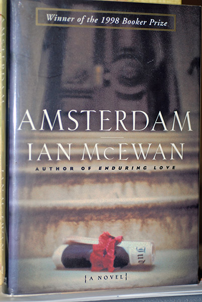 Image for Amsterdam, (Signed First Printing)