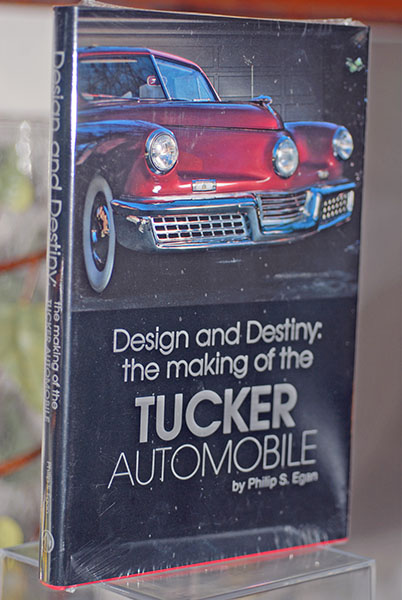 Image for Design and Destiny: The Making of the Tucker Automobile (Signed by Publishers)