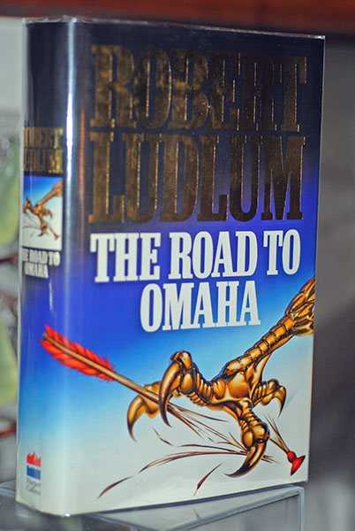 Image for The Road To Omaha (Signed First British Print)