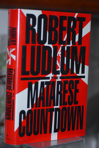 Image for The Matarese Countdown (Signed First Printing)