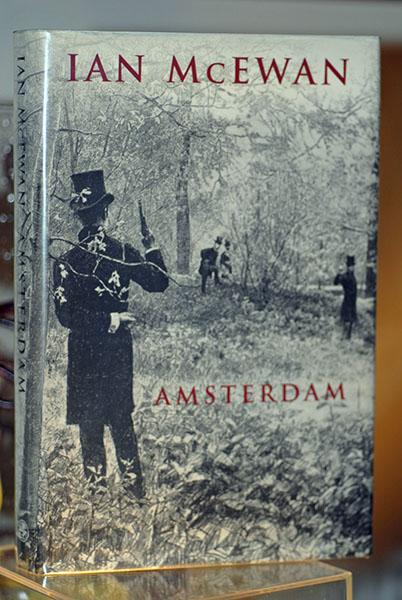 Image for Amsterdam (Signed First British)
