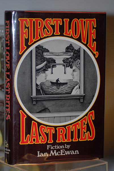 Image for First Love, Last Rites (Rare Signed First Print)