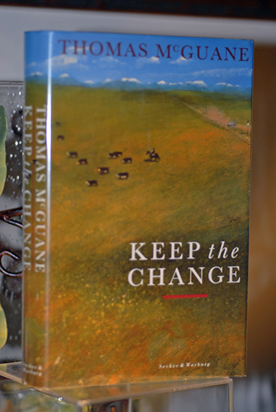 Image for Keep The Change (Signed First British Print)
