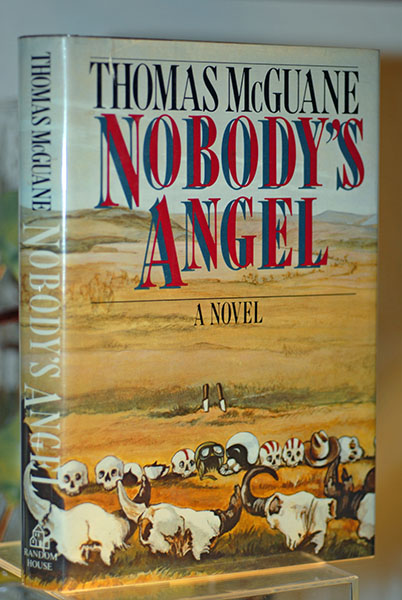 Image for Nobody's Angel (Signed First Print)