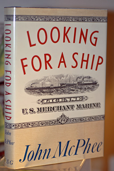 Image for Looking For A Ship (Signed First Print)