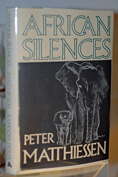 Image for African Silences (Signed First Print)