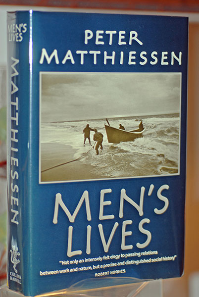 Image for Men's Lives (Signed First British Printing)