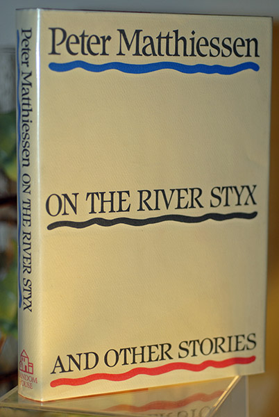 Image for On The River Styx and Other Stories (Signed First Print)