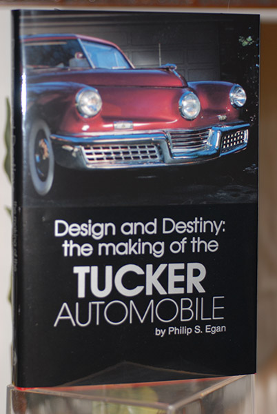 Image for Design and Destiny: The Making of The Tucker Automobile (Signed Limited Edition)