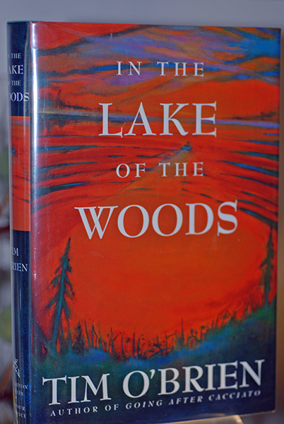 Image for In The Lake Of The Woods (Signed First Print)