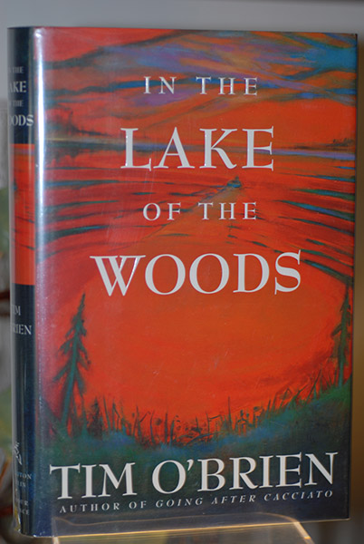 Image for In The Lake Of The Woods (First Print)