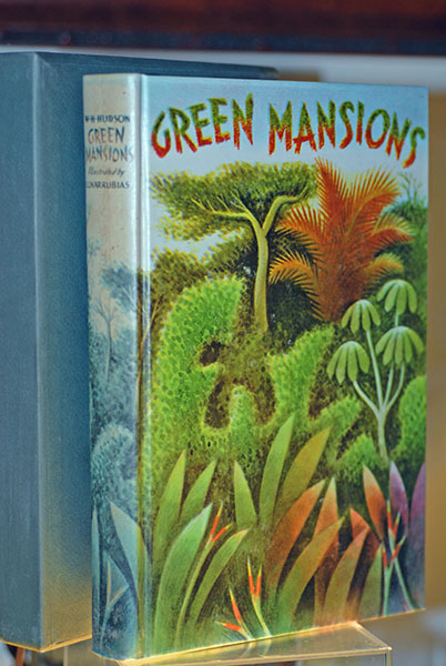 Image for Green Mansions: Heritage Press Slipcased Edition