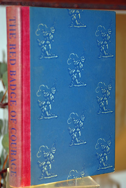 Image for The Red Badge OF Courage (Heritage Press Slipcased Edition)