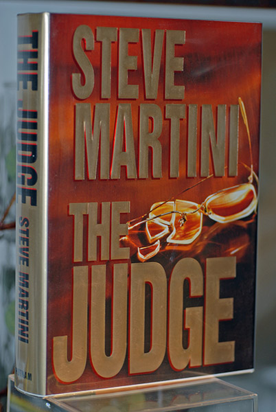 Image for The Judge (Signed First Print)