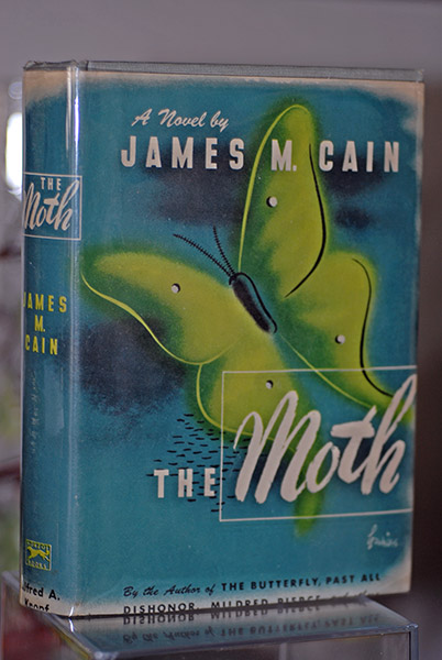 Image for The Moth (First Print Copy)