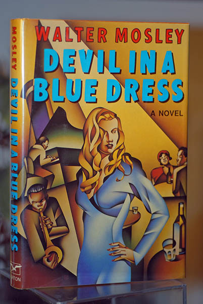 Image for Devil In A Blue Dress (Signed First Print)