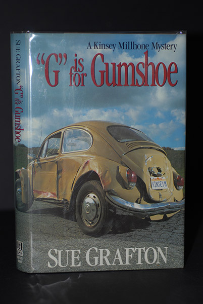 "Image for ""G"" Is For Gumshoe (Signed & Inscribed)"