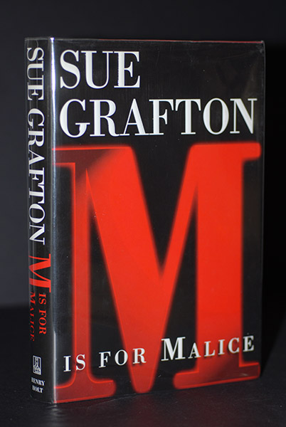"Image for ""M"" Is For Malice (Signed & Inscribed)"
