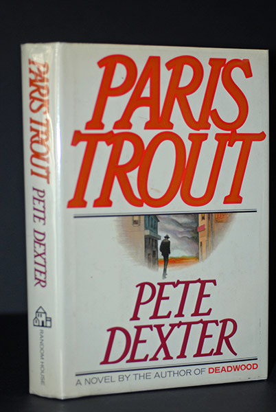 Image for Paris Trout (Signed First Printing)