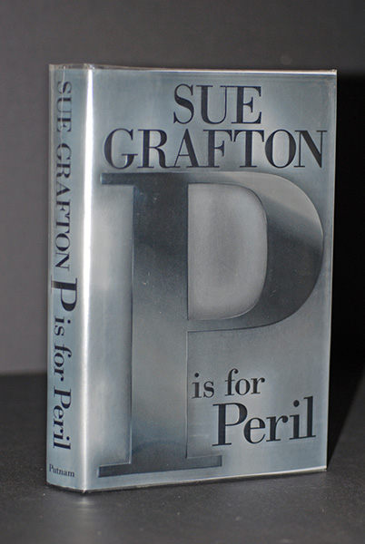 "Image for ""P"" Is For Peril (Signed & Inscribed)"