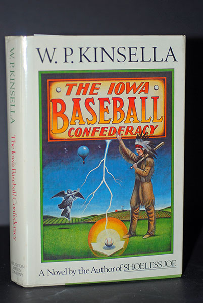 Image for The Iowa Baseball Confederacy (Signed Advance Copy)