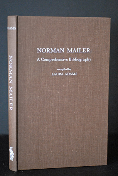 Image for Norman Mailer: A Comprehensive Bibliography