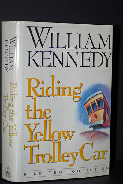 Image for Riding the Yellow Trolley Car (Signed First Print)