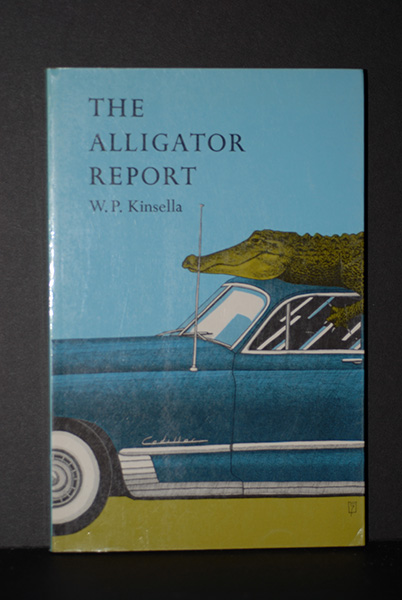 Image for The Alligator Report (Signed First Print)