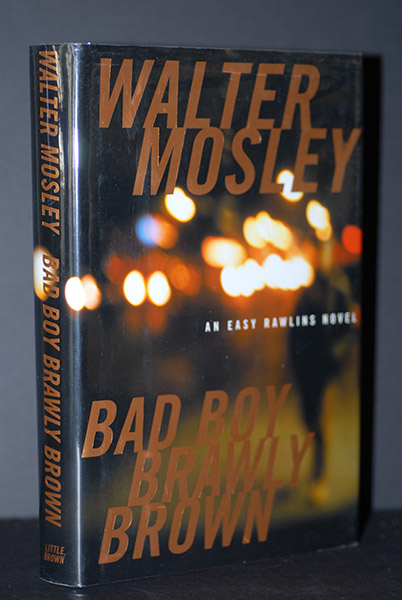 Image for Bad Boy Brawly Brown (Signed First Print)