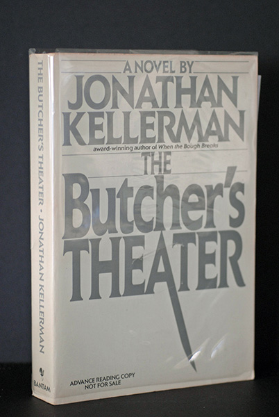 Image for The Butcher's Theatre (Signed ARC)