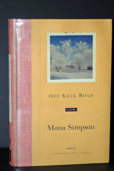 Image for Off Keck Road (Signed First Printing)