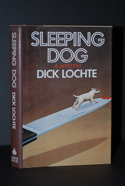 Image for Sleeping Dog (Signed First Print)