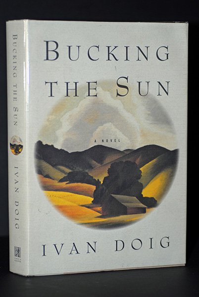Image for Bucking The Sun (Signed First Print)