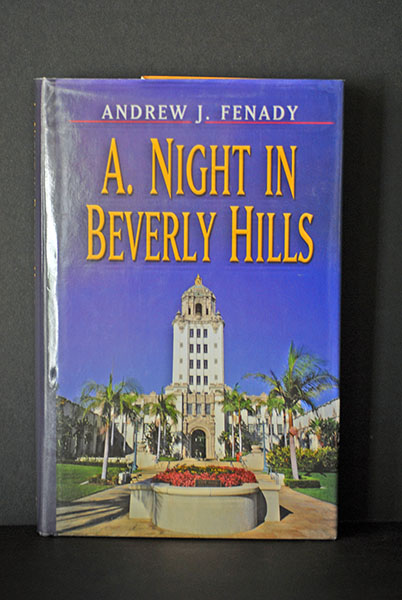 Image for A Night In Beverly Hills (Signed & Inscribed)