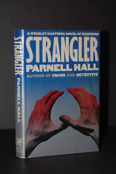 Image for Strangler (Signed First Print)
