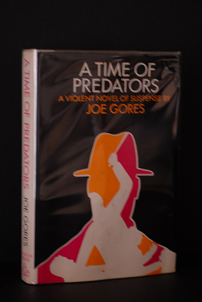 Image for A Time Of Predators (Signed & Inscribed)