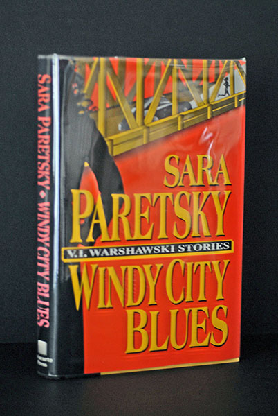 Image for Windy City Blues (Signed & Inscribed)