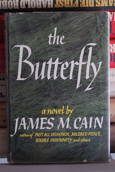 Image for The Butterfly (First Printing)