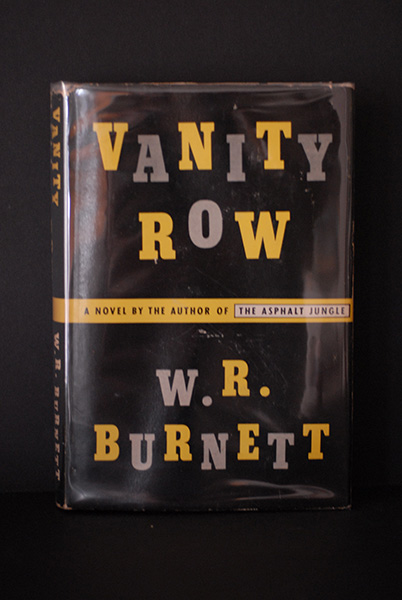 Image for Vanity Row