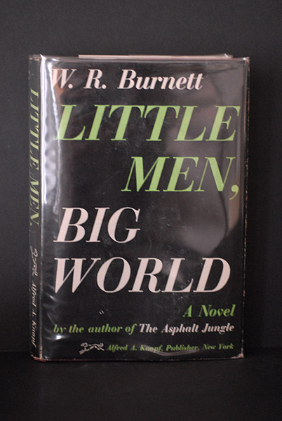 Image for Little Men, Big World (First Printing)