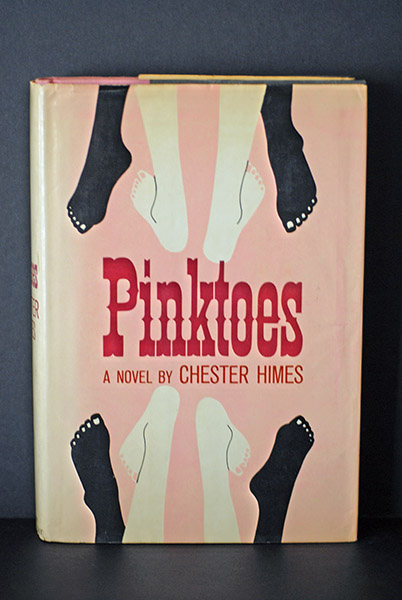 Image for Pinktoes (First Printing)